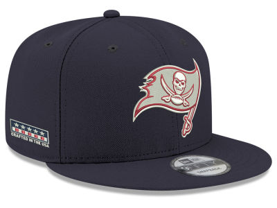 Tampa Bay Buccaneers New Era NFL Crafted in the USA 9FIFTY Snapback Cap
