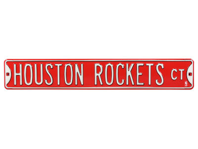 Houston Rockets Authentic Street Signs Avenue Street Sign