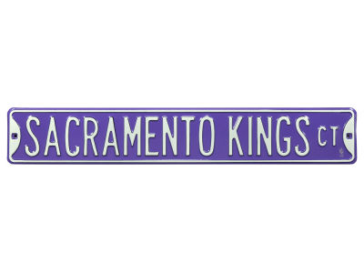 Sacramento Kings Authentic Street Signs Avenue Street Sign