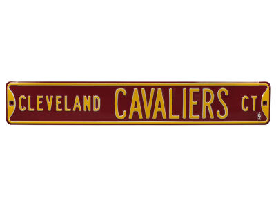 Cleveland Cavaliers Authentic Street Signs Avenue Street Sign