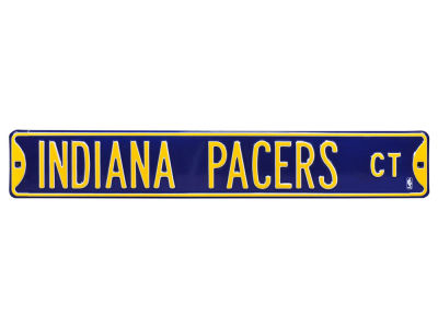 Indiana Pacers Authentic Street Signs Avenue Street Sign