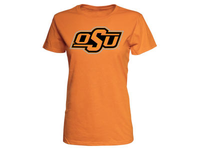 Oklahoma State Cowboys Top of the World 2018 NCAA Women's Big Logo T-Shirt