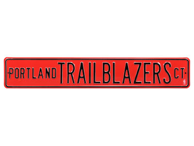 Portland Trail Blazers Authentic Street Signs Avenue Street Sign