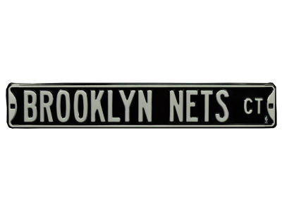 Brooklyn Nets Authentic Street Signs Avenue Street Sign
