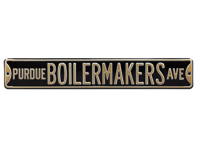 Purdue Boilermakers Authentic Street Signs Avenue Street Sign
