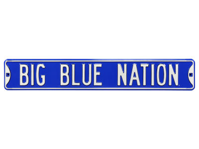 Kentucky Wildcats Authentic Street Signs Avenue Street Sign