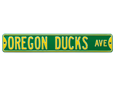 Oregon Ducks Authentic Street Signs Avenue Street Sign