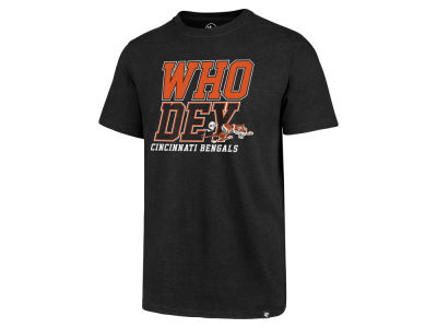 Cincinnati Bengals '47 NFL Men's Regional Slogan Club T-Shirt