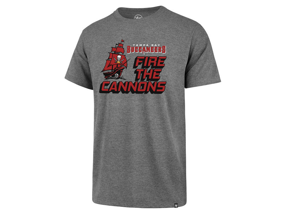ff162b7e5 Tampa Bay Buccaneers  47 NFL Men s Regional Slogan Club T-Shirt ...