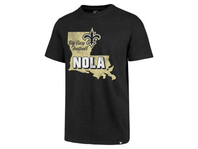 New Orleans Saints '47 NFL Men's Regional Slogan Club T-Shirt