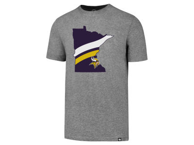 Minnesota Vikings '47 NFL Men's Regional Slogan Club T-Shirt