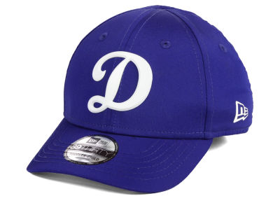 Los Angeles Dodgers New Era MLB Youth Batting Practice Prolight 39THIRTY Cap