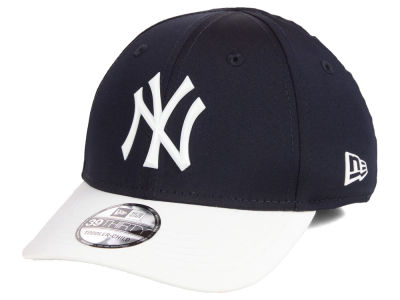 New York Yankees New Era MLB Youth Batting Practice Prolight 39THIRTY Cap