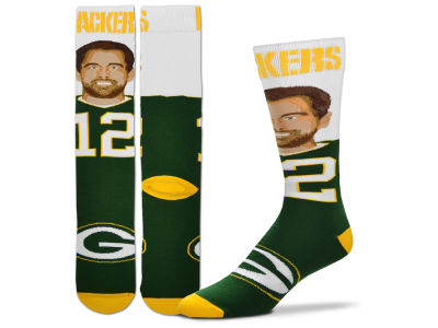 Green Bay Packers Aaron Rodgers Mug Socks