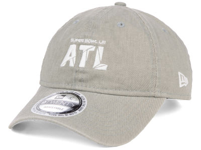Super Bowl LIII New Era NFL Atlanta Glow Washed 9TWENTY Cap