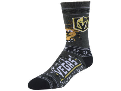 Vegas Golden Knights Sweater Socks