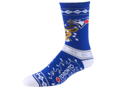 Toronto Blue Jays Sweater Socks