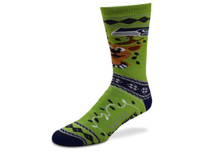 Seattle Seahawks Sweater Socks