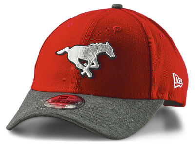 Calgary Stampeders New Era CFL Shadow Tech 9FORTY Cap