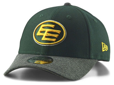 Edmonton Eskimos New Era CFL Shadow Tech 9FORTY Cap