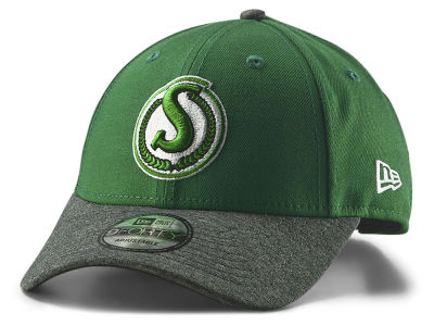 Saskatchewan Roughriders New Era CFL Shadow Tech 9FORTY Cap