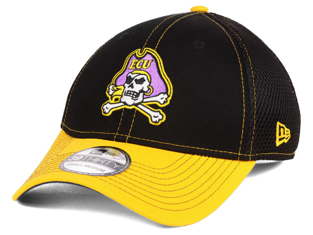 brand new 9a1ab 260ff ... best east carolina pirates new era ncaa 2 tone neo 39thirty cap 27586  18d9e