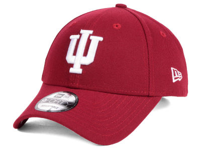 Indiana Hoosiers New Era NCAA League 9FORTY Cap