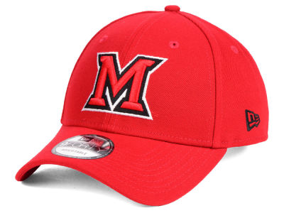 Miami (Ohio) Redhawks New Era NCAA League 9FORTY Cap