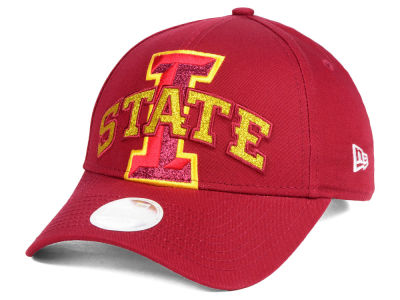 Iowa State Cyclones New Era NCAA Glitter Glam 9FORTY Cap