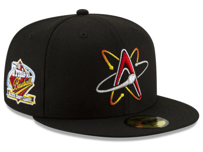 Albuquerque Isotopes New Era MiLB League Patch 59FIFTY Cap