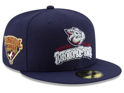 Lehigh Valley IronPigs New Era MiLB League Patch 59FIFTY Cap