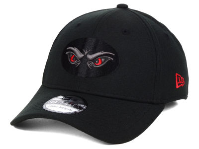 Cincinnati Bearcats New Era NCAA  Black Pop Flex 39THIRTY Cap