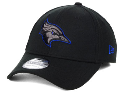 Creighton Blue Jays New Era NCAA  Black Pop Flex 39THIRTY Cap