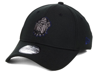 Georgetown Hoyas New Era NCAA  Black Pop Flex 39THIRTY Cap
