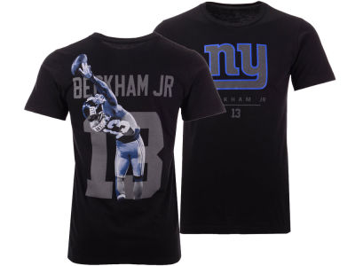 New York Giants Odell Beckham Jr. Majestic NFL Men's Notorious Player T-shirt