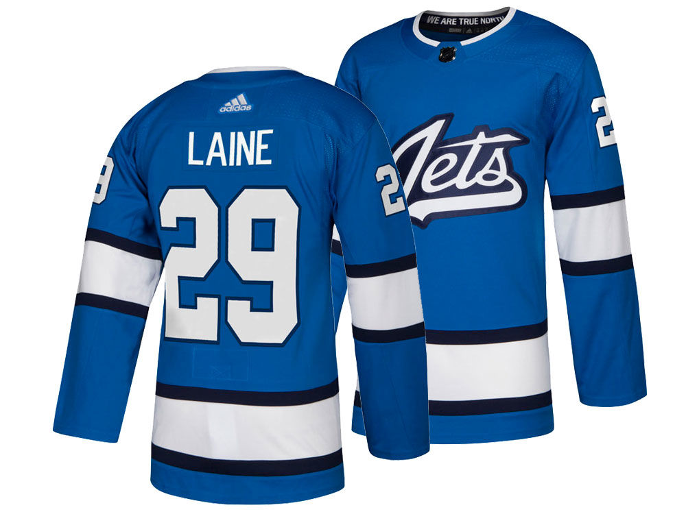 Winnipeg Jets Patrik Laine adidas NHL Men s adizero Authentic Pro Player  Jersey  ee88b3fe1
