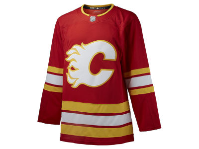 Calgary Flames adidas NHL Men's Authentic Pro 3rd Jersey