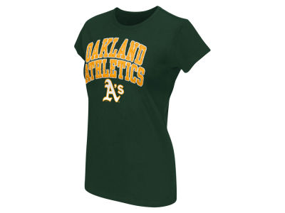 Oakland Athletics G-III Sports MLB Women's Endzone T-shirt