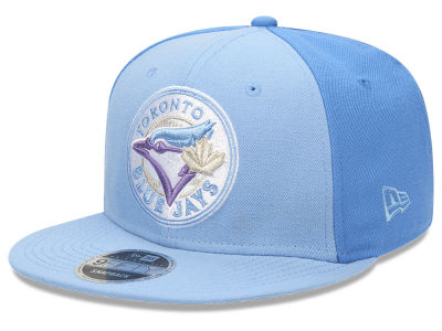 Toronto Blue Jays New Era MLB Sick Kids Hailey 9FIFTY Snapback Cap