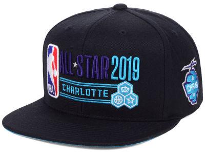 NBA All Star Mitchell   Ness All Star Charlotte Snapback Cap 6114d24728a2