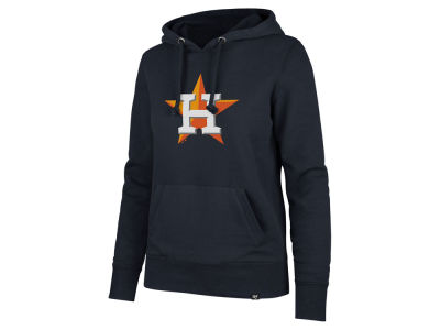 Houston Astros '47 MLB Women's Imprint Headline Hoodie