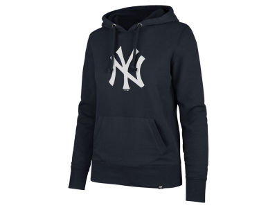 New York Yankees '47 MLB Women's Imprint Headline Hoodie