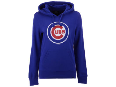 Chicago Cubs '47 MLB Women's Imprint Headline Hoodie