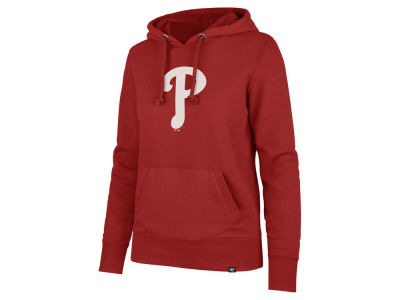 Philadelphia Phillies '47 MLB Women's Imprint Headline Hoodie