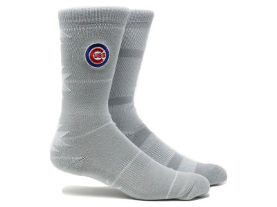 Chicago Cubs Parkway MLB Geo Crew Socks