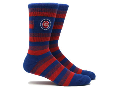 Chicago Cubs Parkway MLB Steps Crew Socks