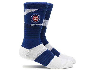 Chicago Cubs Parkway MLB Camo Crew Socks
