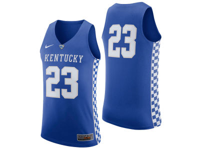 Kentucky Wildcats Nike NCAA Authentic Basketball Jersey