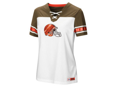 Cleveland Browns Majestic 2018 NFL Women's Draft Me T-Shirt