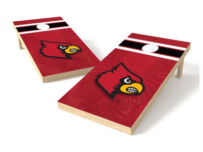 Louisville Cardinals Wild Sports Authentic Cornhole Toss Game
